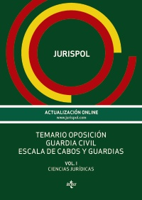 Temario oposici�n Guardia Civil. Escala de cabos y guardias